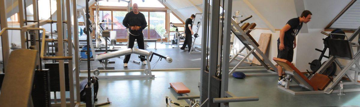 Levanger Gym Helsestudio